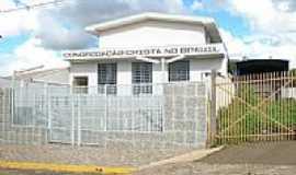 São Lourenço do Turvo - Igreja da Congregação do Brasil-Foto:Manoel Messias de So…