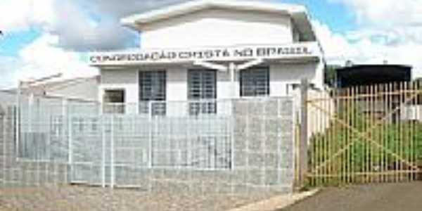 Igreja da Congregação do Brasil-Foto:Manoel Messias de So…
