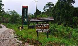 São Luiz do Paraitinga - São Luis do Paraitinga-SP-Entrada do Parque Estadual da Serra do Mar-Foto:Cris Campanella