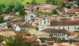 São Luiz do Paraitinga - São Luis do Paraitinga-SP-Imagem do centro da cidade antes da enchente de 2010-Foto:dicadeturismo.com.br