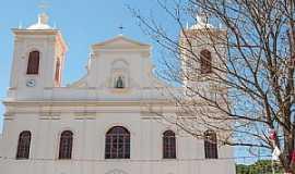 São Luiz do Paraitinga - São Luis do Paraitinga-SP-Matriz de São Luiz de Tolosa reconstruída-Foto:fabiocursino.com.br