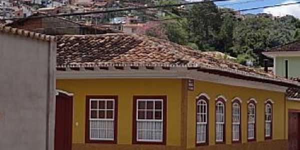 São Luiz do Paraitinga-SP-Rua Barão do Piratininga-Foto:Daniel Souza Lima