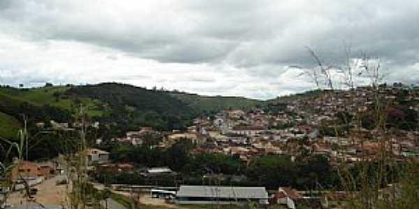 São Luiz do Paraitinga-SP-Vista parcial da cidade-Foto:Nilson Kabuki