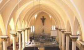 São Miguel Arcanjo - Interior Igreja Matriz São Miguel Arcanjo, Por Maria das Graças Mattos Apolinario