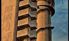São Paulo - São Paulo-SP-Arquitetura no Bairro do Sumaré-Foto:AntonioJVidaL