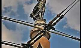 São Paulo - São Paulo-SP-Monumento Glória Imortal aos fundadores de São Paulo-Foto:AntonioJVidaL