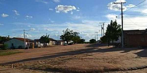 Riacho de Santana-BA-Povoado de Campinas-Foto:Dênis Santana