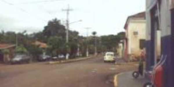 Avenida, Por Jorge Wagner de C. Freitas