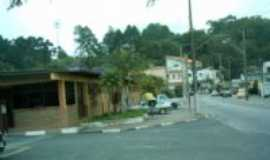 São Roque - Prefeitura Municipal - vista parcial, Por Antonio Cícero da Silva(Águia)