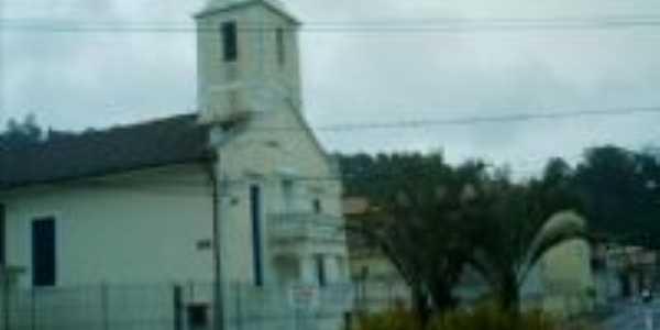 Igreja, Por Antonio Cícero da Silva(Águia)