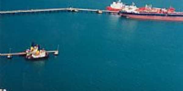 Terminal Marítimo Almirante Barroso em São Sebastião-SP-Foto:Bruno.Rocha