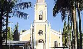 São Sebastião da Grama - Igreja Matriz Beor Moussi Figueiredo