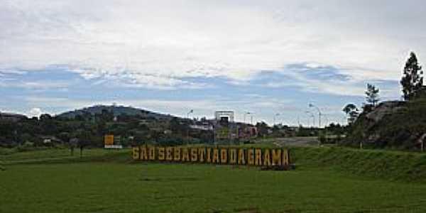 Imagens da cidade de São Sebastião da Grama - SP