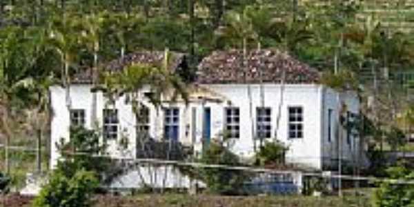 S. Sebastião da Grama - Casa antiga por Altemiro Olinto Cristo