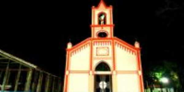 Igreja São Sebastião., Por Guilherme Trombini