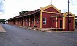 São Simão - Antiga Estação Ferroviária-Foto:joaopaulojp1