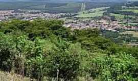 São Simão - Vista da cidade-Foto:MARCO AURELIO ESPARZ…