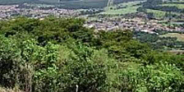 Vista da cidade-Foto:MARCO AURELIO ESPARZ…