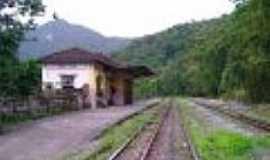 São Vicente - A estação de Acaraú em 2007-São Vicente-Foto:Ricardo Koracsony