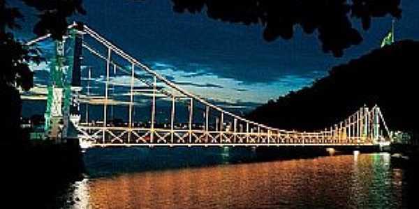 Ponte Pensil em São Vicente - SP