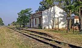 Sapezal - Estação de Sapezal-Foto:Eduardo M. P. Dantas