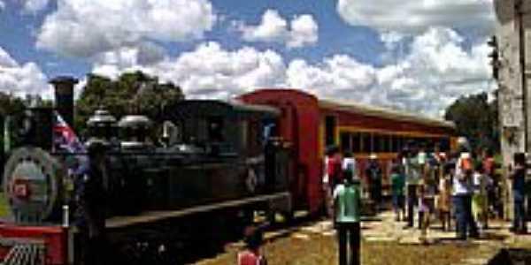 Trem Moita Bonita-Foto:Maurício Ballarotti