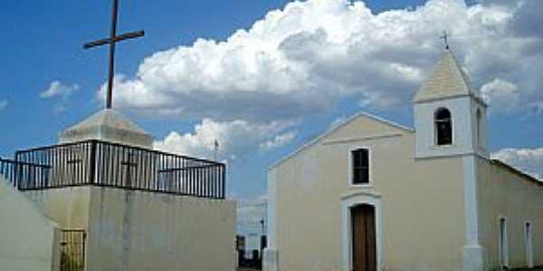 Igreja Matriz de Riacho Seco - BA por daniel machado