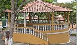 Sarapuí - Coreto na praça da Matriz-Foto:LuziACruzFrata
