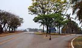 Serrana - Serrana-SP-Acesso à administração da Usina da Pedra-Foto:Alexandre Bonacini