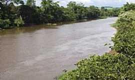 Serrana - Serrana-SP-Rio Pardo visto da Rodovia-Foto:MARCO AURELIO ESPARZ…