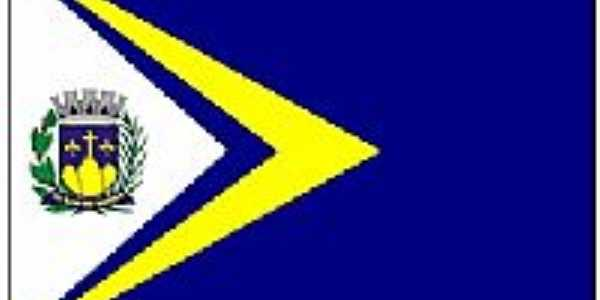 Serrana-SP-Bandeira da Cidade