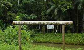 Sete Barras - Saibadela, do Parque Intervales.