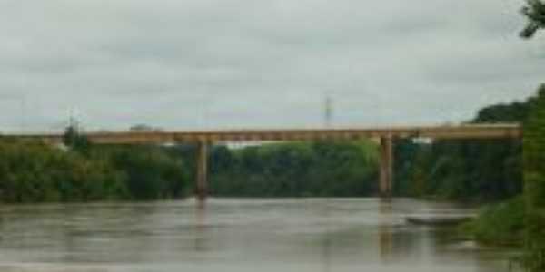 ponte em 7 barras, Por luiz carlos