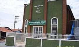 Severínia - Igreja Assembleia de Deus-Foto:davifernandodepaula
