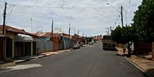 Rua Ataíde Ferreira da Silva-Foto:davifernandodepaula