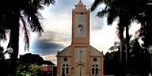 Igreja Matriz-Foto:paulinotarraf