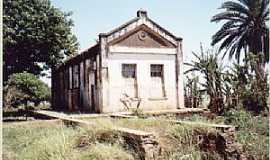Sodrélia - Antiga Estação Ferroviária - Foto Ralph M. Giesbrecht