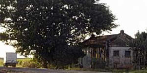 Imagens do distrito de Sodrélia - SP