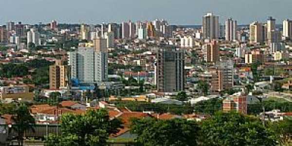 Vista da cidade - Por João Rampim
