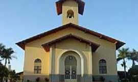 Sud Mennucci - Sud Mennucci Igreja do Centro da cidade por gilsonsh
