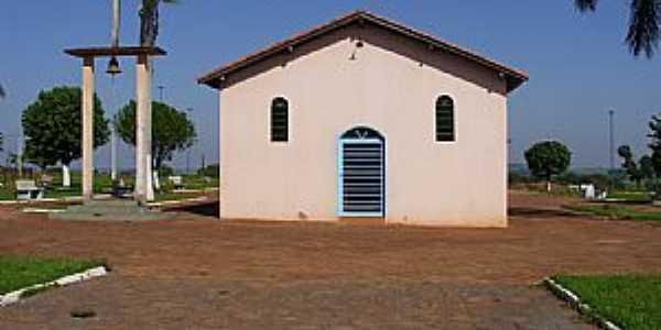 Suinana-SP-Igreja Matriz-Foto:Amauri José Granzotto