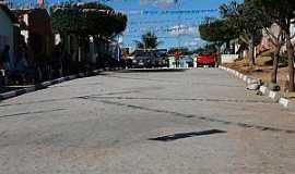 Ribeira do Pombal - Ribeira do Pombal-BA-Rua Paraiso das Pedras no Povoado Boca da Mata -Foto;povopombalagenda-positiva