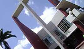 Ribeira do Pombal - Ribeira do Pombal-BA-Igreja Matriz-Foto:Gl�ucio Almeida