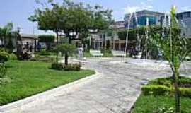 Ribeira do Pombal - Ribeira do Pombal-BA-Praça central-Foto:Gláucio Almeida