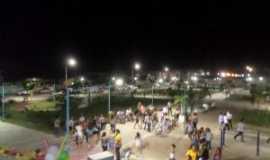 Ribeira do Pombal - Praça da Juventude, Por SERGIO LUIZ