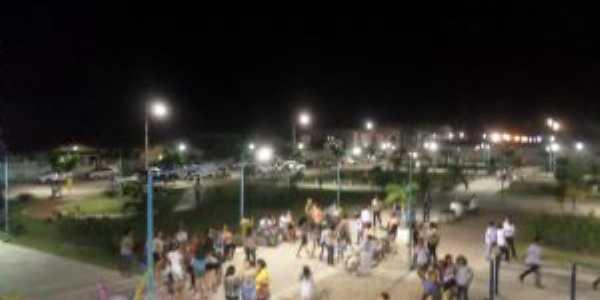 Praça da Juventude, Por SERGIO LUIZ