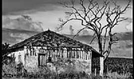 Sumaré - Antiga casa em área rural de Sumaré-SP-Foto:AntonioJVidaL