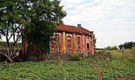 Sussui - Antiga casa de funcionários da ferrovia-Foto:Fábio Vasconcelos
