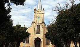 Sussui - Igreja de São Roque e São Sebastião-Foto:Fábio Vasconcelos