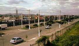 Suzano - Avenida Brasil em Suzano-Foto:Jo�o Paulo Chagas